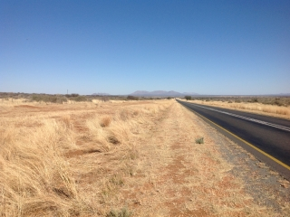 road to Gobabis